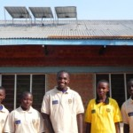 solar committee Gwanumpu Secondary School